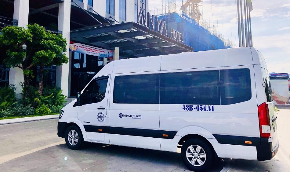 Cho thuê xe 16 chỗ tại Pleiku – Gia Lai